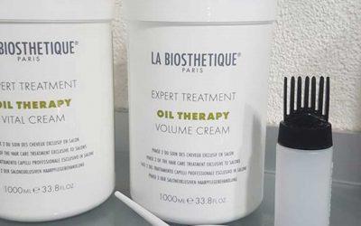 Nouveau soin des cheveux OIL THERAPY
